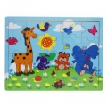 JUCARIE ANIMALE PUZZLE