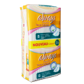 ABSORBANTE ALWAYS DUO FITS 16BUC/PACH