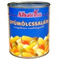 ALBATROSS SALATA DE FRUCTE 2550GR