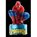 LUMANARE DE TORT SPIDER MAN
