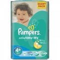 SCUTECE PAMPERS GIANT 70BUC